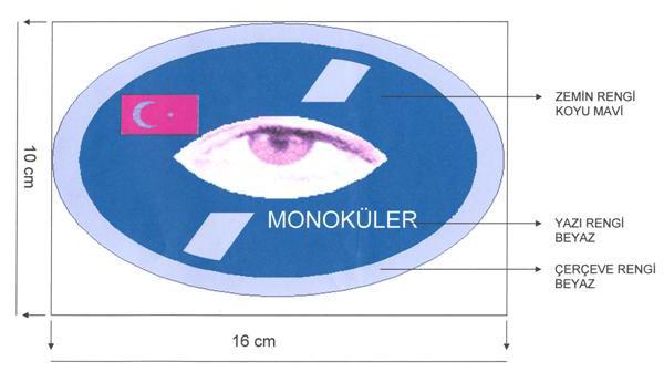 monoküler logo