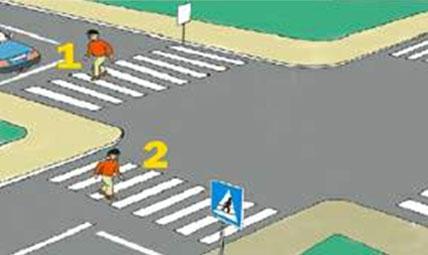 Trafikte yayaların uyması gereken kurallar