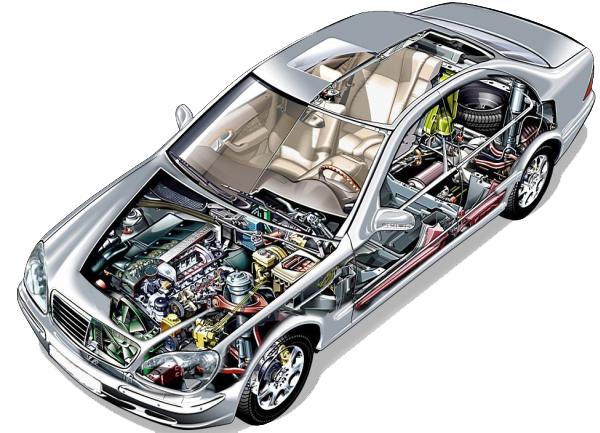 Motor Araç Tekniği Ders Notları