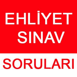 12 Aralık 2015  Ehliyet sınavları çöz