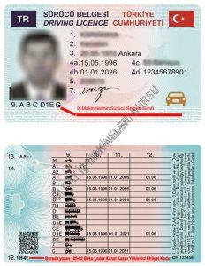 kepçe ehliyeti, kepçe operatörlük ehliyeti, kepçe sürücü belgesi, g sınıfı ehliyet