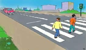 Çocuklar için trafik kuralları