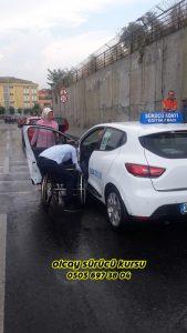 güngören engelli ehliyeti veren sürücü kursu