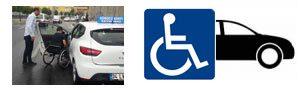 Engelli Sürücü Belgesi